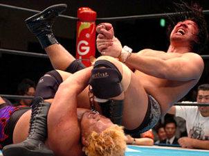 Nakamura's ArmBreaker