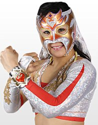 If your pic base was a masked wrestler Byronray
